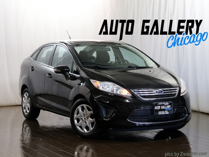 Ford Fiesta 2013 price $5,990