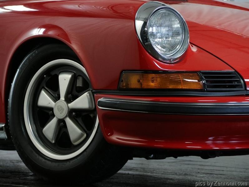 Porsche 911T 1973 price $124,990