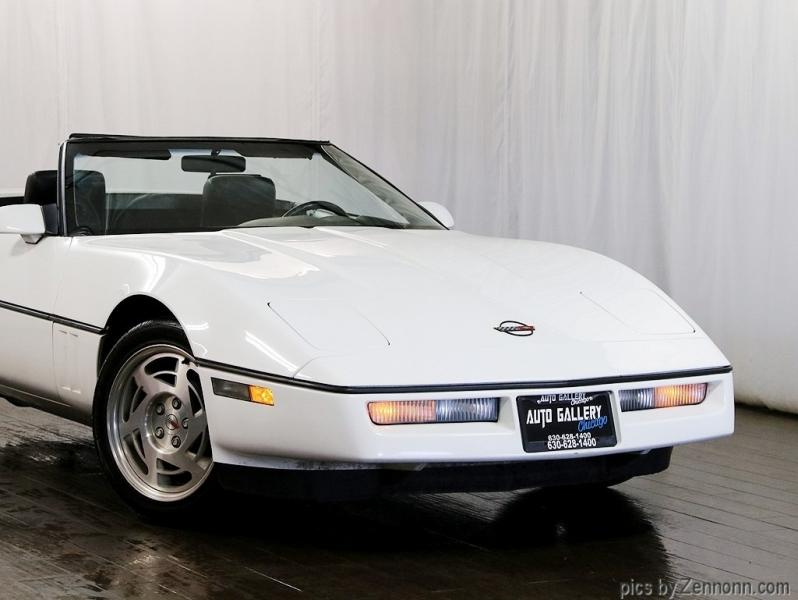 Chevrolet Corvette 1990 price $6,990