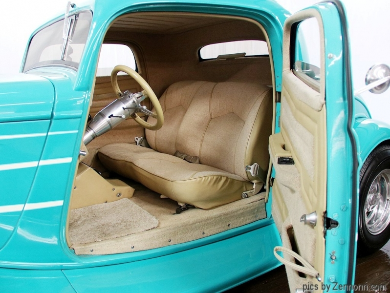 Ford 3 Window Coupe 1934 price $38,990