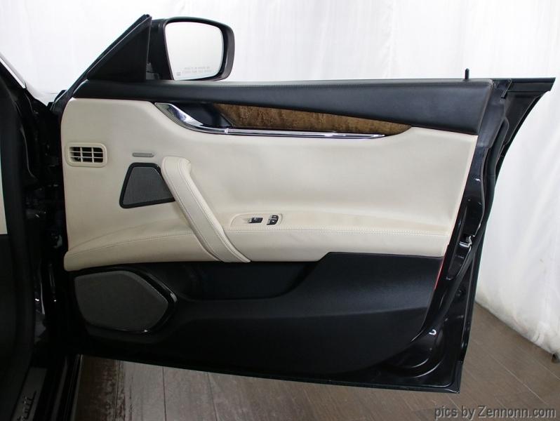 Maserati Quattroporte 2014 price $31,990