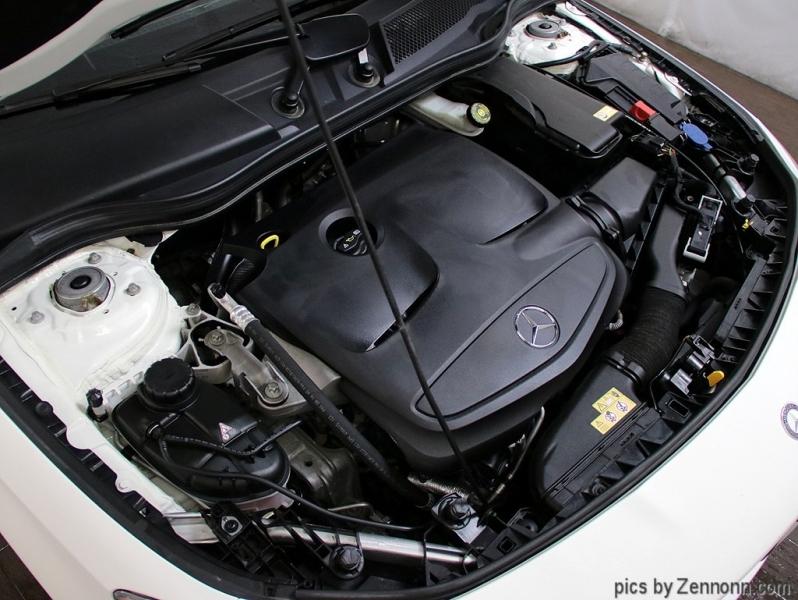 Mercedes-Benz CLA 2016 price $21,990