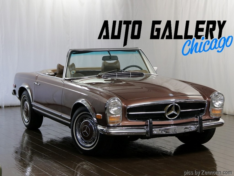 Mercedes-Benz 280SL 1969 price $63,990