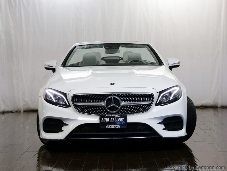 Mercedes-Benz E400 2018 price $49,990