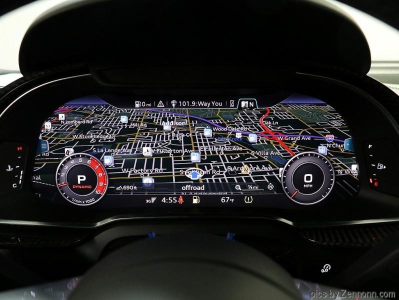 Audi R8 Coupe 2018 price $129,990