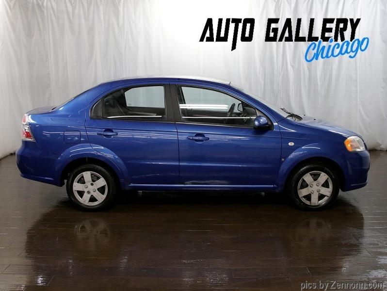 Chevrolet Aveo 2008 price $2,490