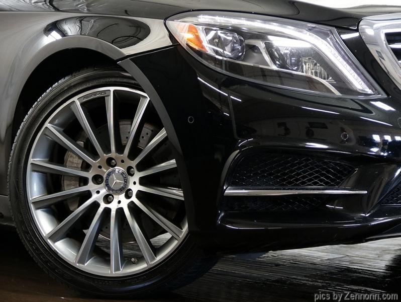 Mercedes-Benz S550 2015 price $41,990