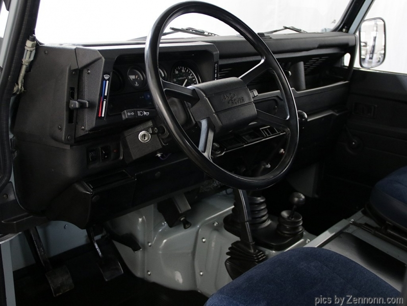 Land Rover Defender 1989 price $84,990
