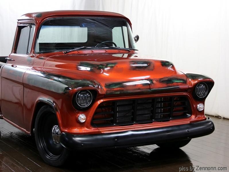 Chevrolet Pickup 3200 1956 price $34,990