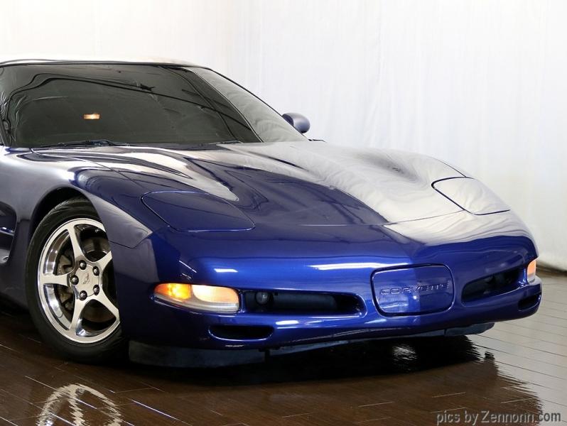 Chevrolet Corvette 2004 price $13,990
