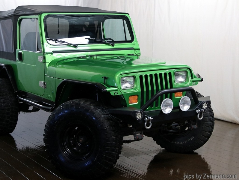 Jeep Wrangler 1987 price $11,990