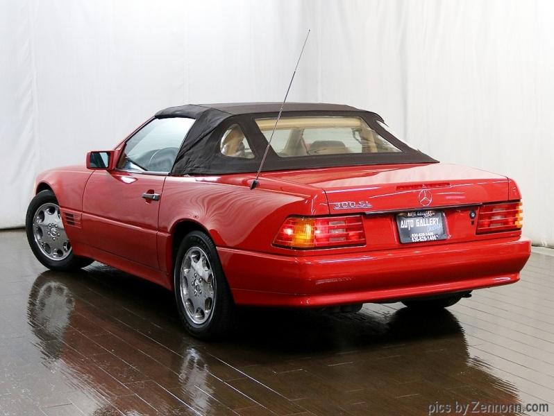 Mercedes-Benz 300SL 1990 price $8,990