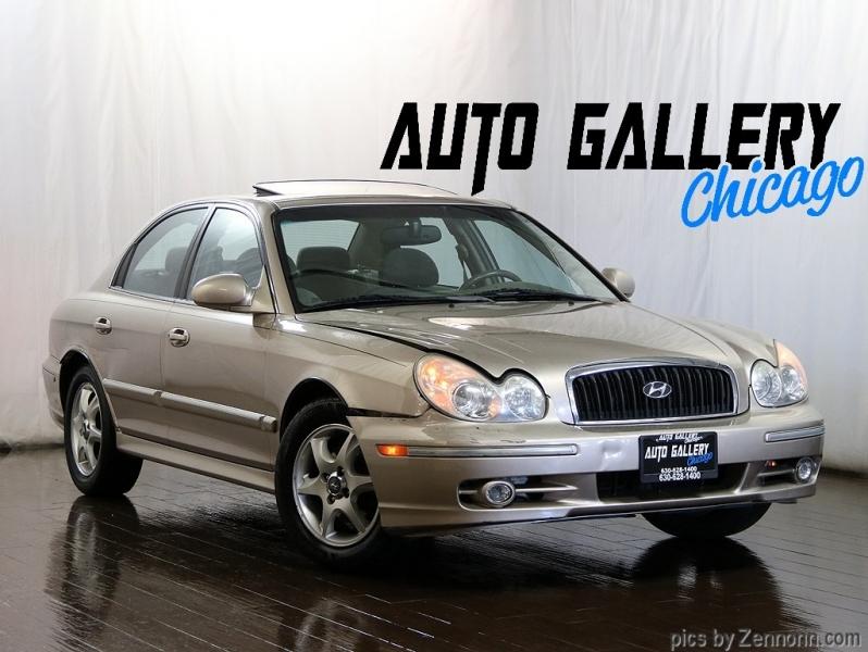 Hyundai Sonata 2005 price $1,490