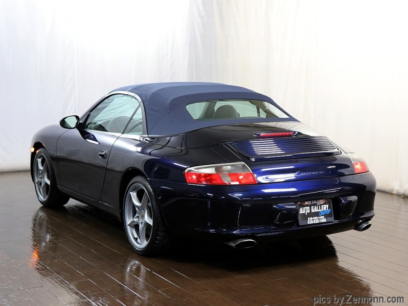 Porsche 911 Carrera 2003 price $26,990