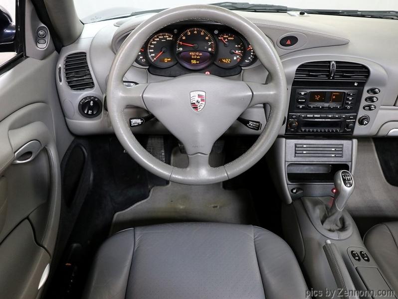 Porsche 911 Carrera 2003 price $26,990