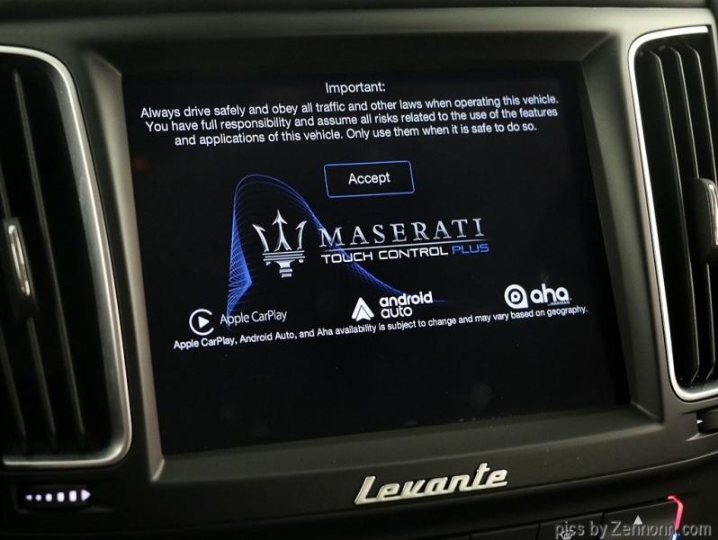 Maserati Levante 2017 price $46,990