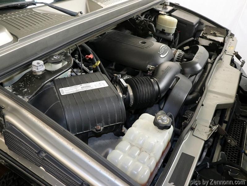 Hummer H2 2003 price $22,990