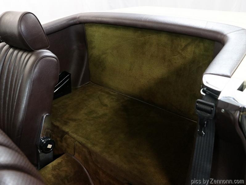 Mercedes-Benz 380SL 1981 price $19,990