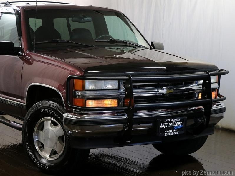 Chevrolet Tahoe 1997 price $21,990