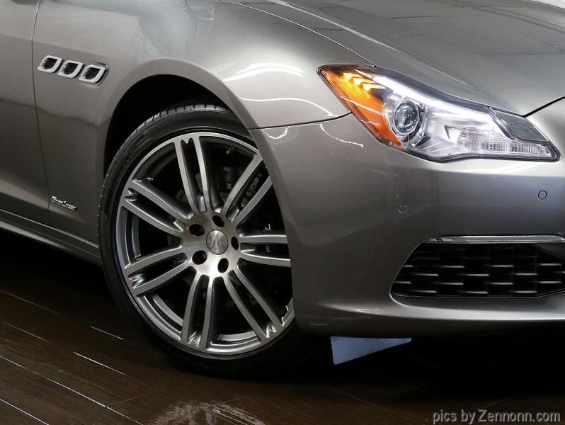 Maserati Quattroporte 2017 price $52,990