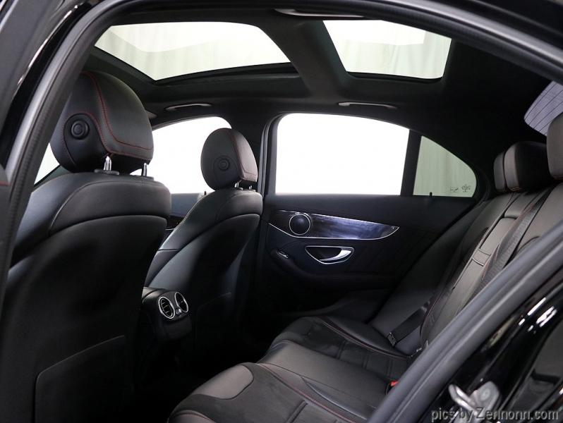 Mercedes-Benz C-Class 2018 price $37,990