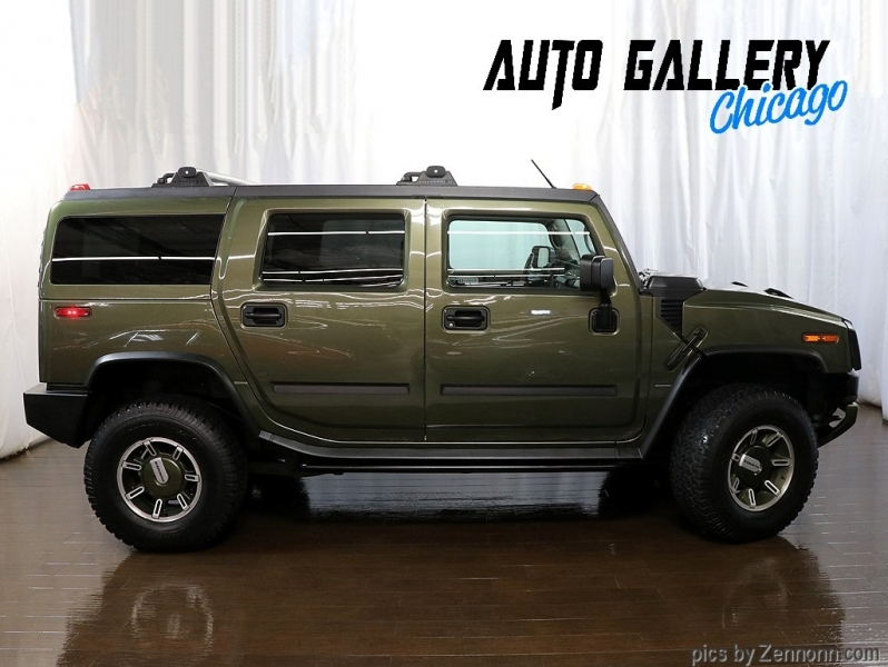 Hummer H2 2003 price $24,990
