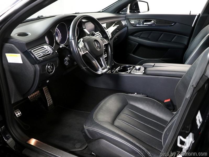 Mercedes-Benz CLS550 2012 price $21,990