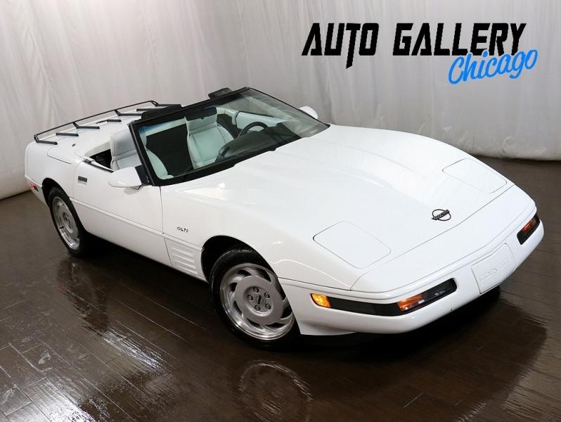 Chevrolet Corvette 1992 price $12,990
