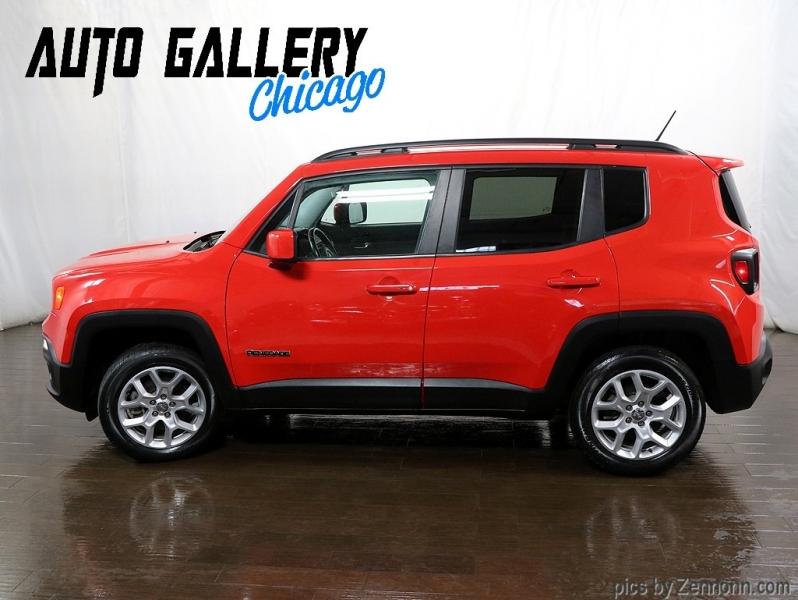 Jeep Renegade 2017 price $16,890