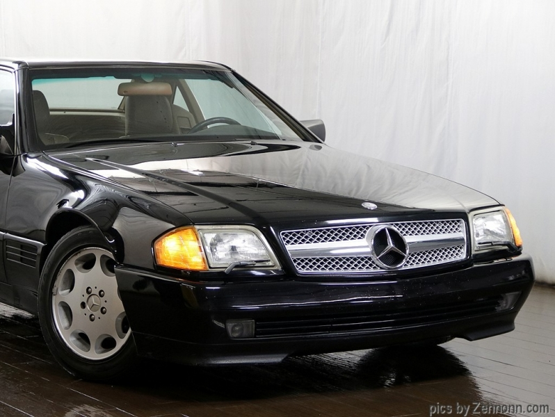 Mercedes-Benz SL500 1994 price $12,990