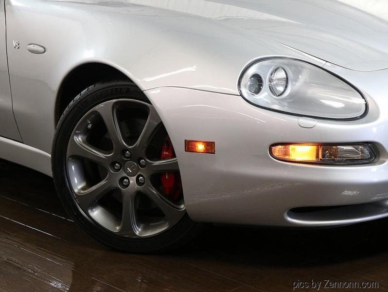 Maserati Spyder 2004 price $27,990