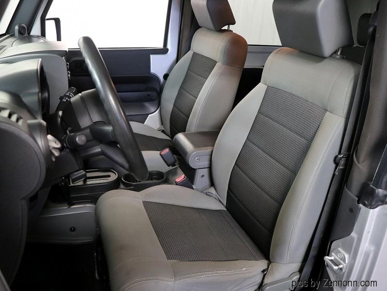 Jeep Wrangler 2010 price $16,990