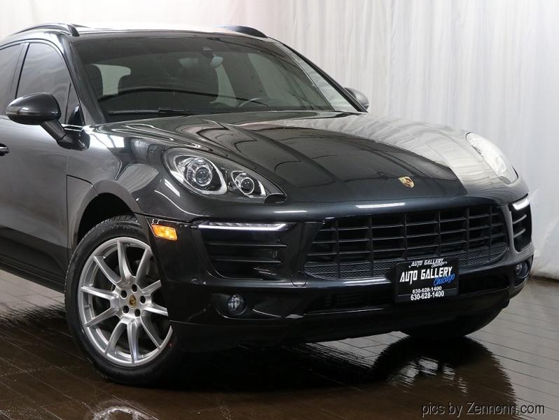 Porsche Macan 2017 price $37,990
