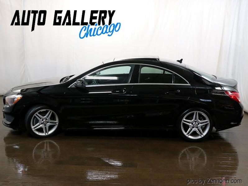 Mercedes-Benz CLA-Class 2014 price $15,990