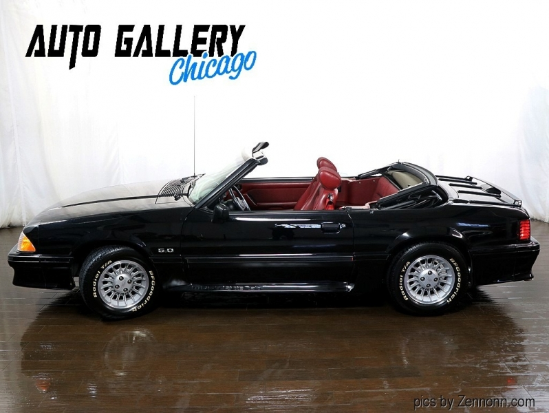 Ford Mustang 1989 price $22,990