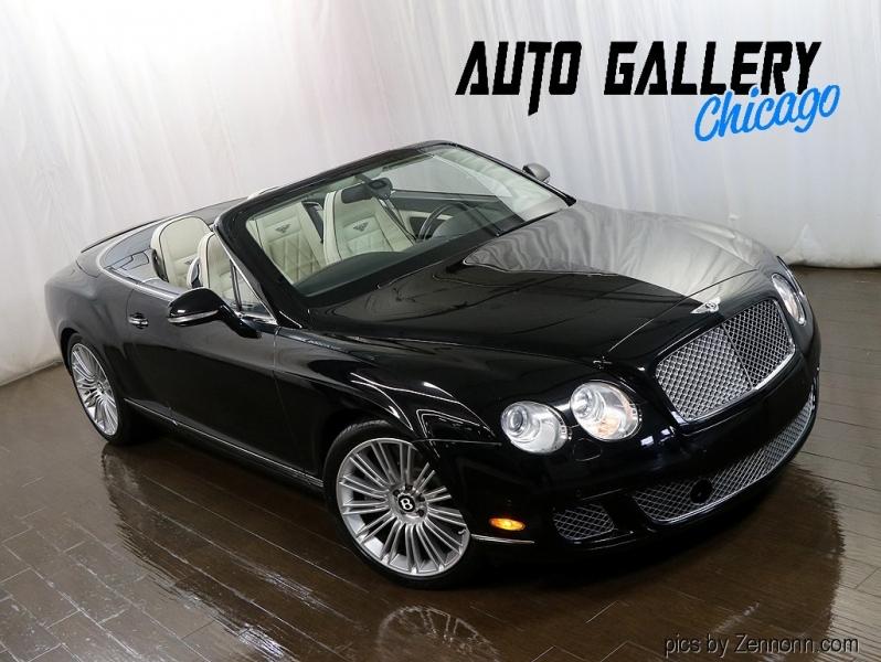 Bentley Continental GTC Speed 2011 price $69,990