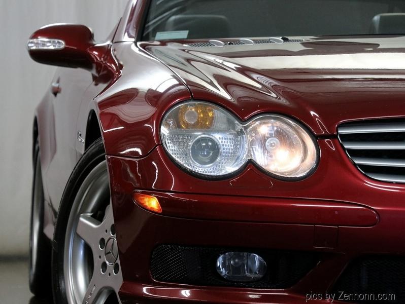 Mercedes-Benz SL55 AMG 2003 price $23,990