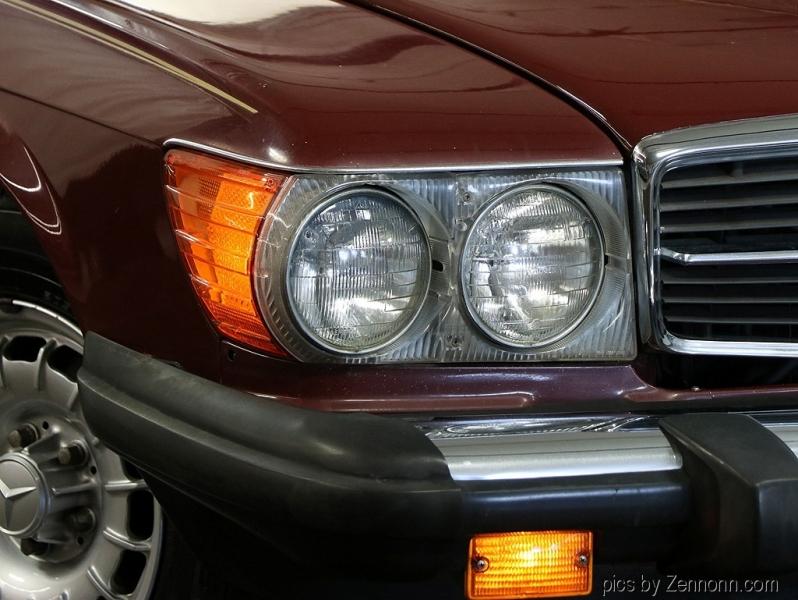 Mercedes-Benz 450SL 1980 price $14,990