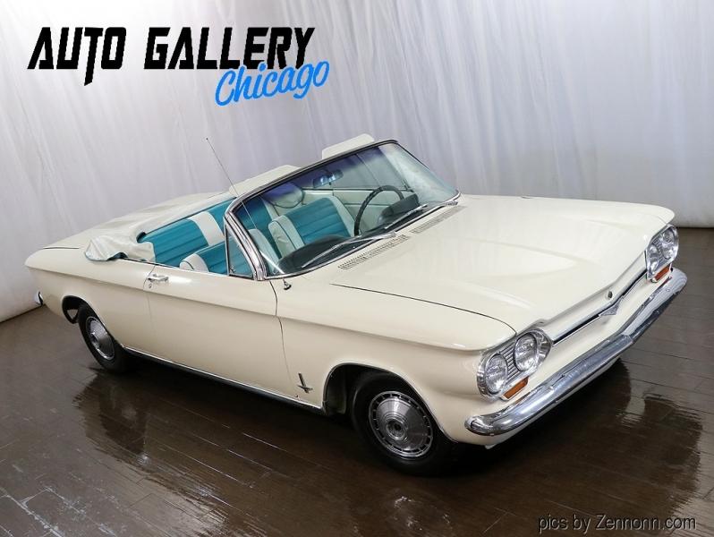 Chevrolet Corvair Monza 1964 price $14,990