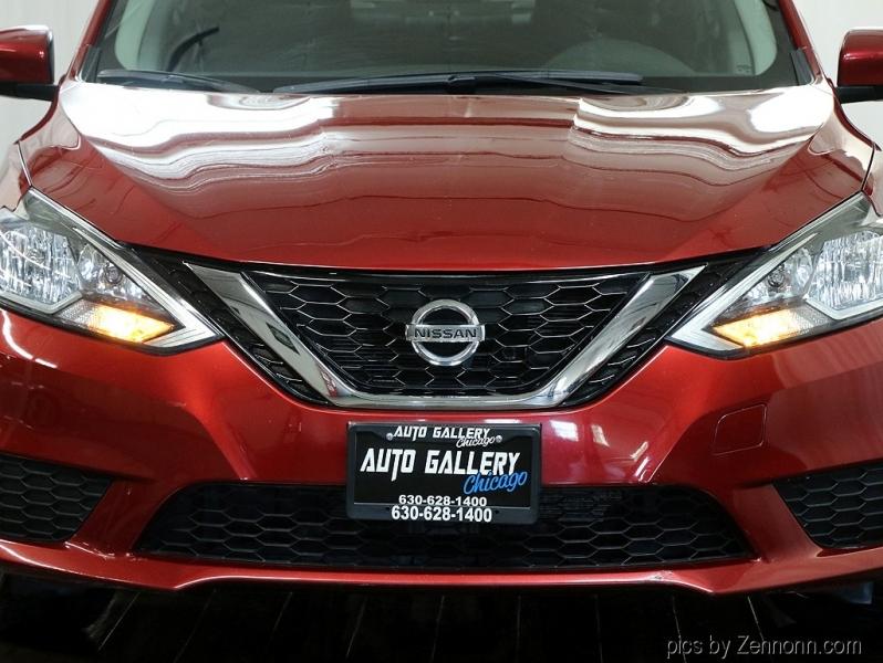 Nissan Sentra 2017 price $12,990