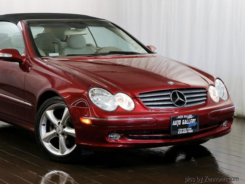 Mercedes-Benz CLK320 2005 price $16,990