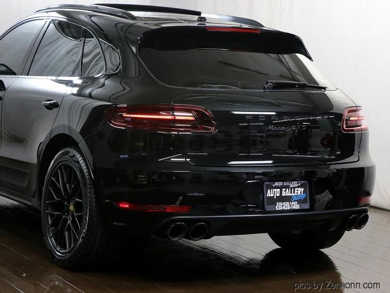 Porsche Macan 2018 price $59,990