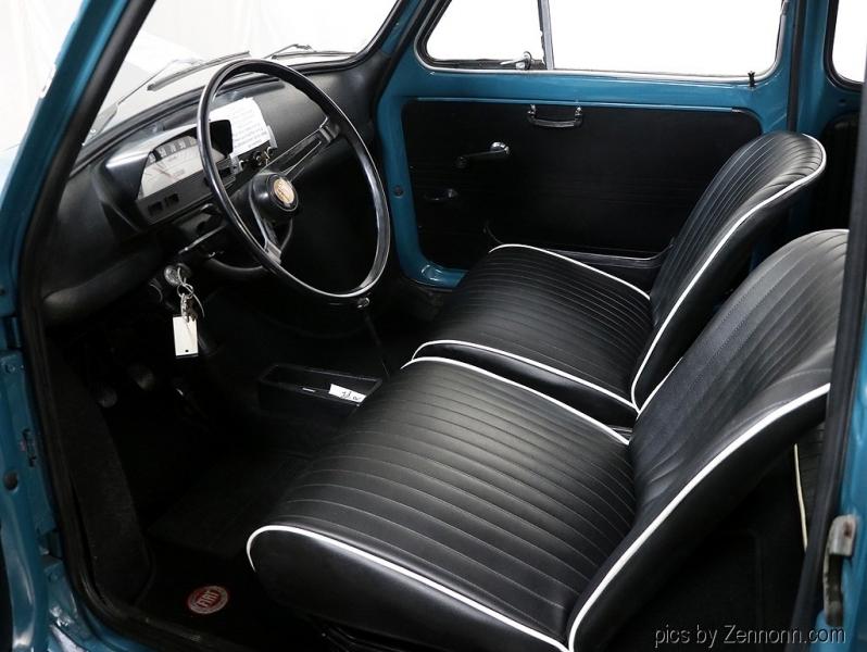 Fiat 500 1971 price $19,990