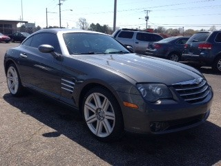 Chrysler Crossfire 2005 price $4,500 Cash