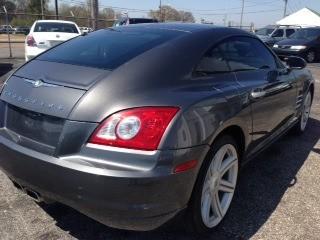 Chrysler Crossfire 2005 price $5,500 Cash