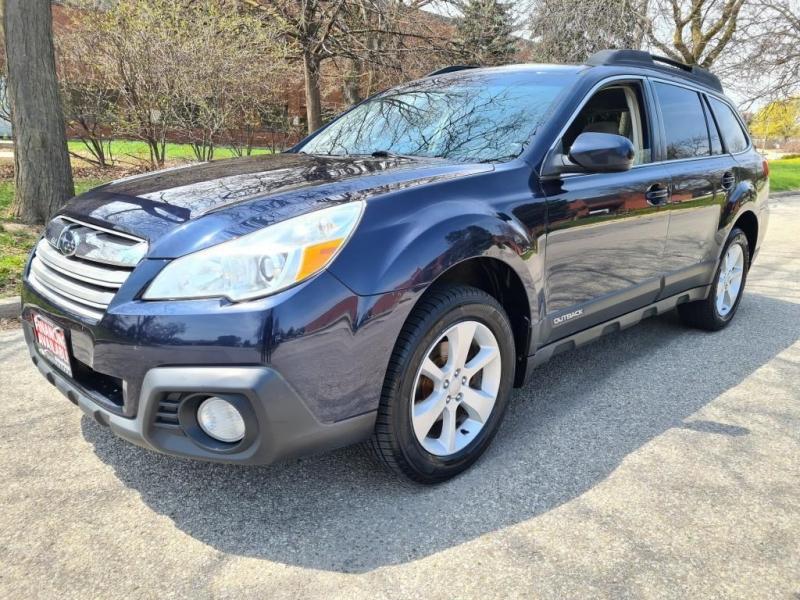 Subaru Outback 2014 price $12,650