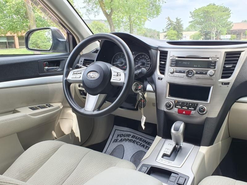 Subaru Outback 2010 price $9,750