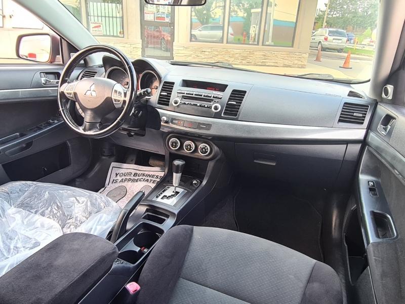 Mitsubishi Lancer 2008 price $6,150