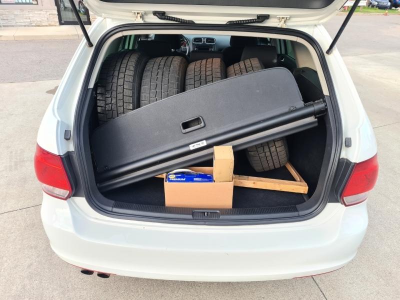 Volkswagen Golf Wagon 2011 price $9,799