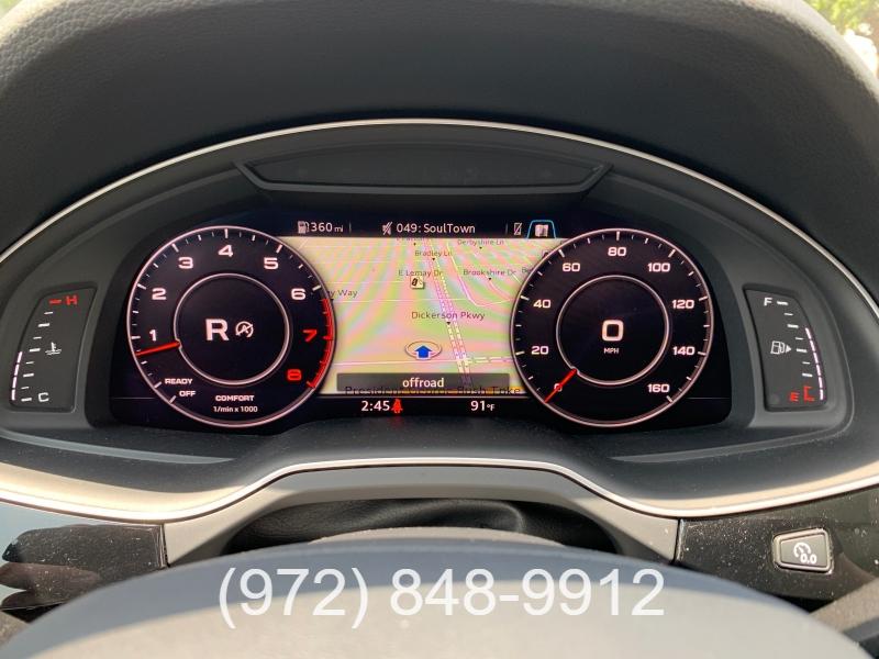 Audi Q7 2018 price $43,000